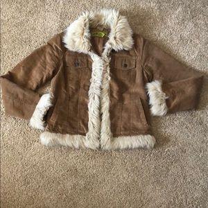 Cozy winter jacket